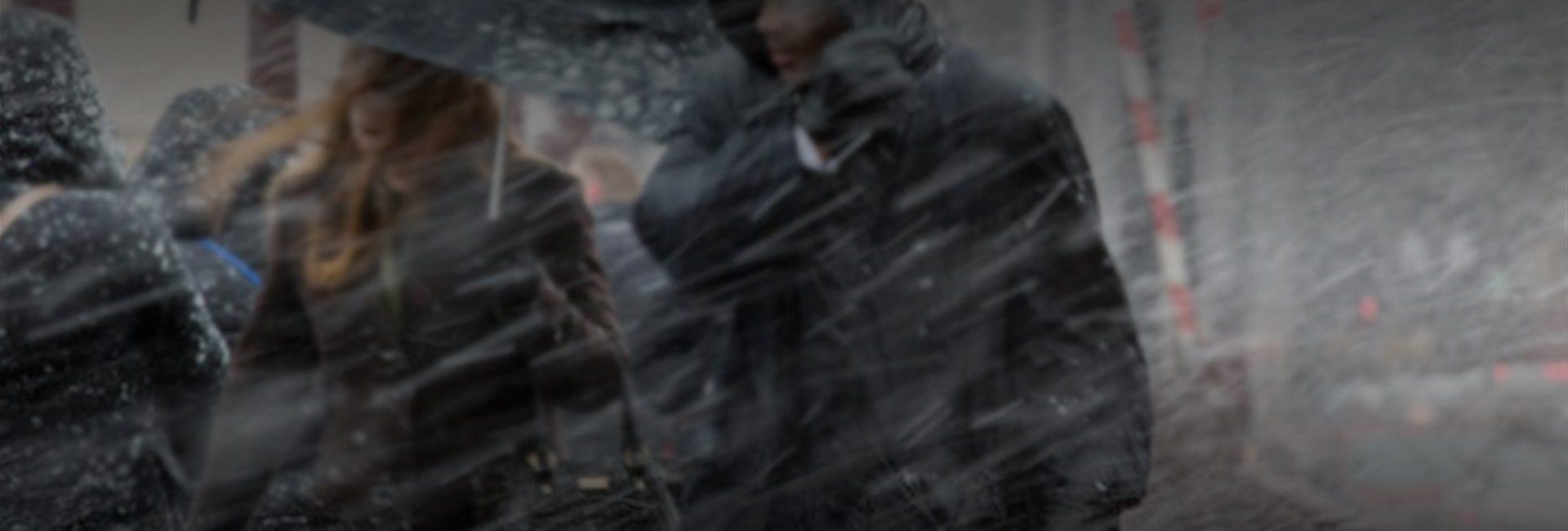 Winter Storm With Mix of Sleet, Ice and Snow Tonight Thru Saturday