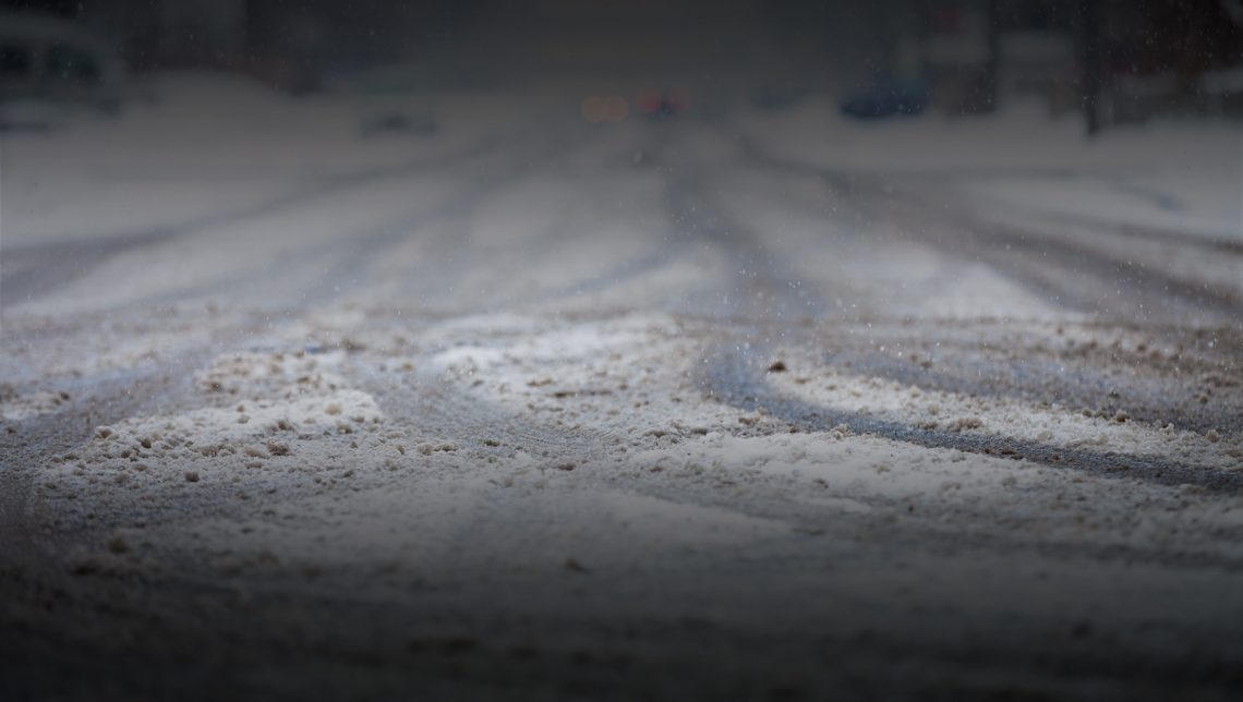 Light snow showers in the forecast for this evening's commute